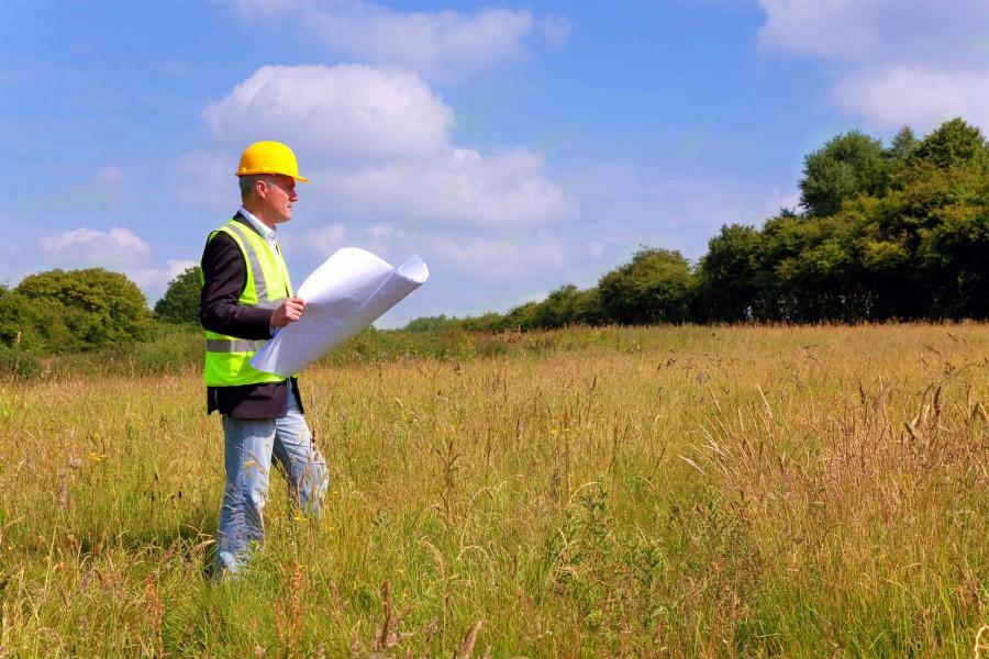 Badanie gruntu należy wykonać przed rozpoczęciem budowy domu (fot. AdobeStock)