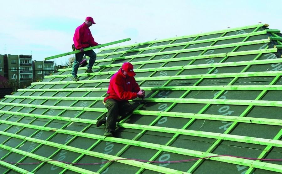 Membrany dachowe zastąpiły tradycyjnie stosowane deskowanie pokryte papą