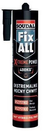 SOUDAL º Klej Fix ALL X-TREME POWER