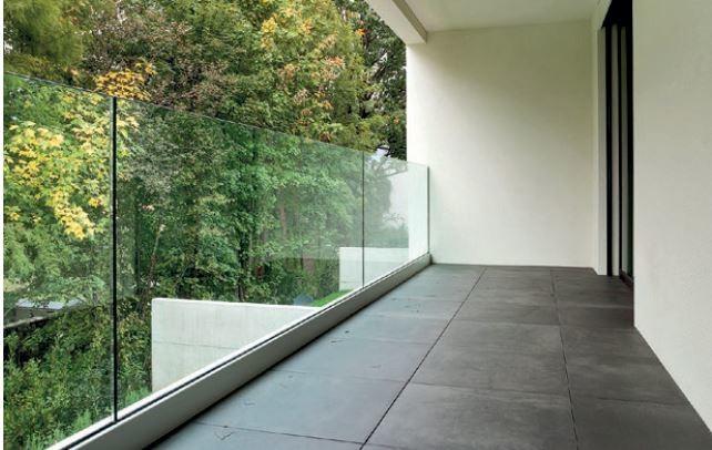 IZOHAN  balkony, tarasy