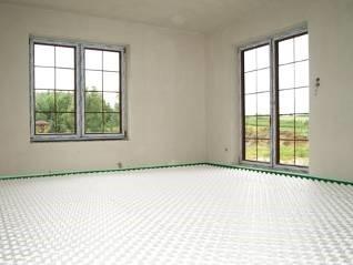 Płyty Knauf Therm Expert Floor Heating - układanie Fot. Knauf Therm