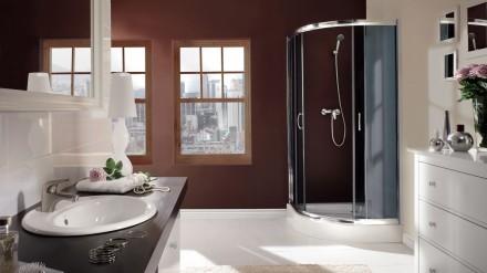 Przesuwne drzwi do kabiny prysznicowej