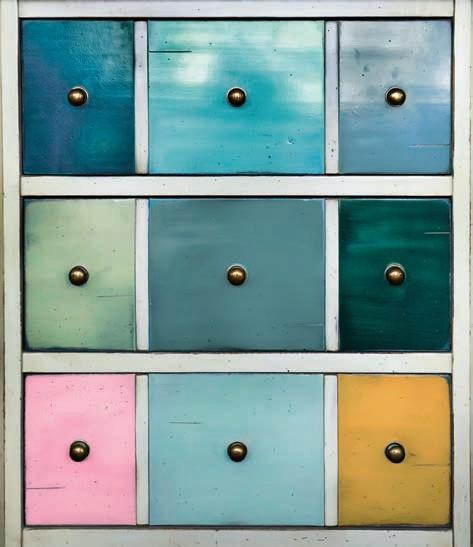 Farby akrylowe
