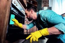 W kuchni zawsze najtrudniej utrzymać w czystości strefę gotowania