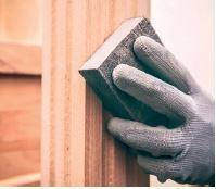 Kostka do szlifowania powierzchni drewnianych