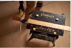 STANLEY® - przenośny stół warsztatowy z imadłem
