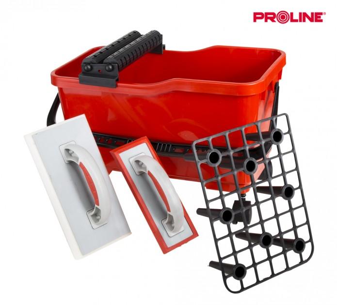 Profesjonalne narzędzia glazurnicze PROLINE