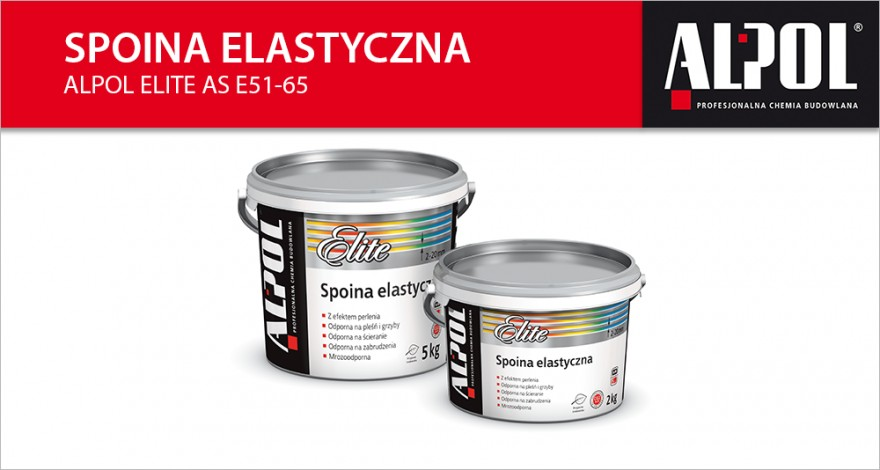 Spoina elastyczna ALPOL ELITE AS E51-65