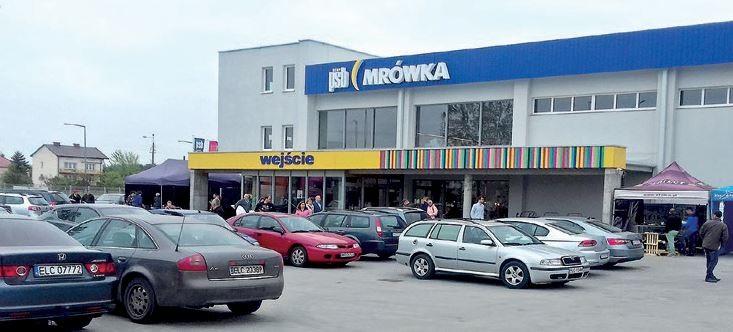 Mrówka - ŁOWICZ (woj. łódzkie)