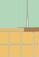 Połączenia płyt g-k muszą być zaszpachlowane. W przypadku suchej zabudowy lepiej mocować płytki do podwójnej warstwy płyt.