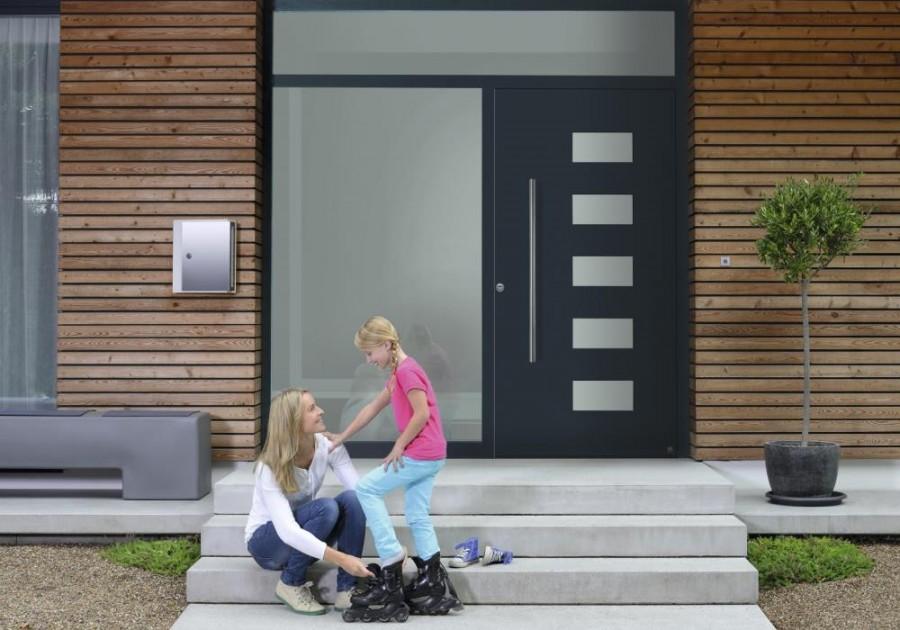Wytyczne WT 2021 narzucają stosowanie drzwi zewnętrznych o konkretnych parametrach izolacyjnych