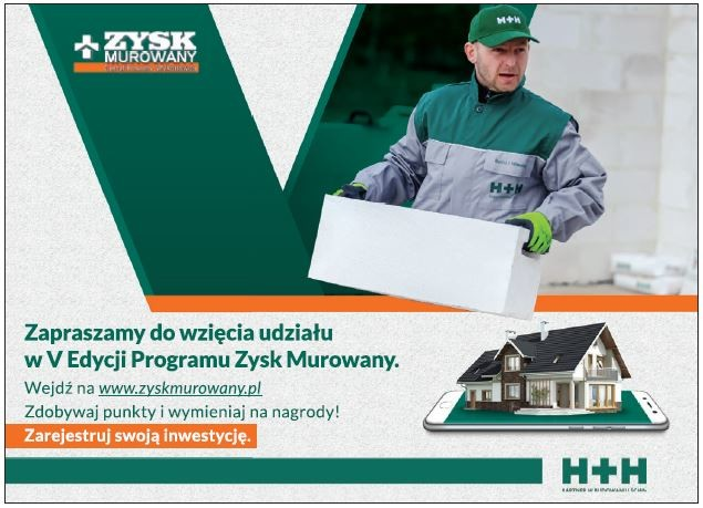 H+H - Program Zysk Murowany