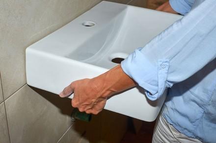 Jak zamontować umywalkę?