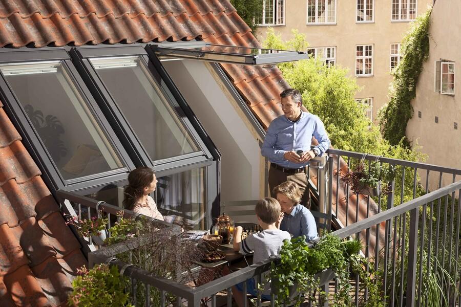 W przypadku łączenia okien w poziomie mogą mieć one różną szerokość, ale ich wysokość musi być identyczna