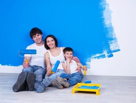 Przygotowanie ścian do malowania jest nawet istotniejszym etapem niż samo malowanie