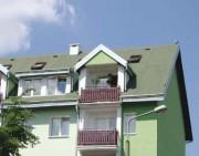 Papy zgrzewalne wierzchniego krycia wystarczają jako pokrycie dachu.
