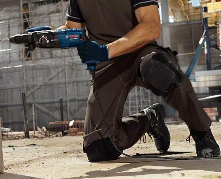 Odzież robocza to podstawowy ekwipunek pracownika, w którym spędza cały dzień