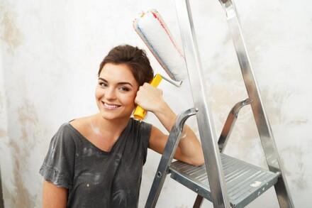 Przed malowaniem należy odpowiednio przygotować podłoże