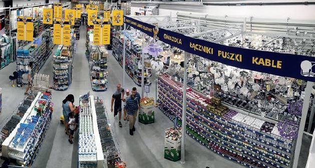 PROSZOWICE (woj. małopolskie) – otwarcie Mrówki odbyło się 3.07.2019, – właścicielem jest firma MAGTRANS, – powierzchnia handlowa wynosi 600 mkw.