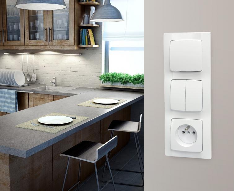 Lokalizacja i inne funkcje włączników światła mają bezpośredni wpływ na komfort naszego codziennego życia