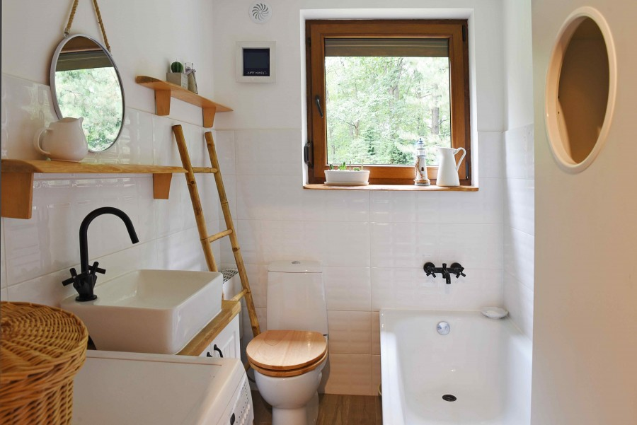 Sprzedając mieszkanie posprzątajmy łazienkę - musi być sterylnie czysta