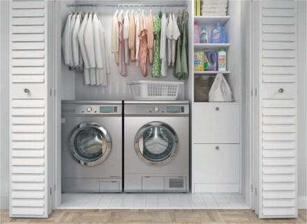 Zdj. 1. Celem automatycznej suszarki jest przede wszystkim w szybkim czasie wysuszyć całkowicie ubrania, które po odwirowaniu wyjmiemy z pralki.