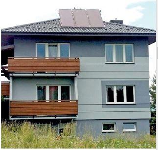 TERMO ORAGANIKA - ocieplenie budynku
