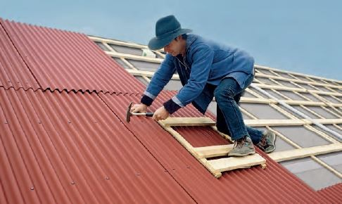 Jak Prawidłowo Wykonać Pokrycie Dachowe Z Bitumicznej Płyty