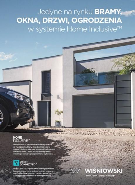 BRAMY, OKNA, DRZWI, OGRODZENIA w systemie Home Inclusive
