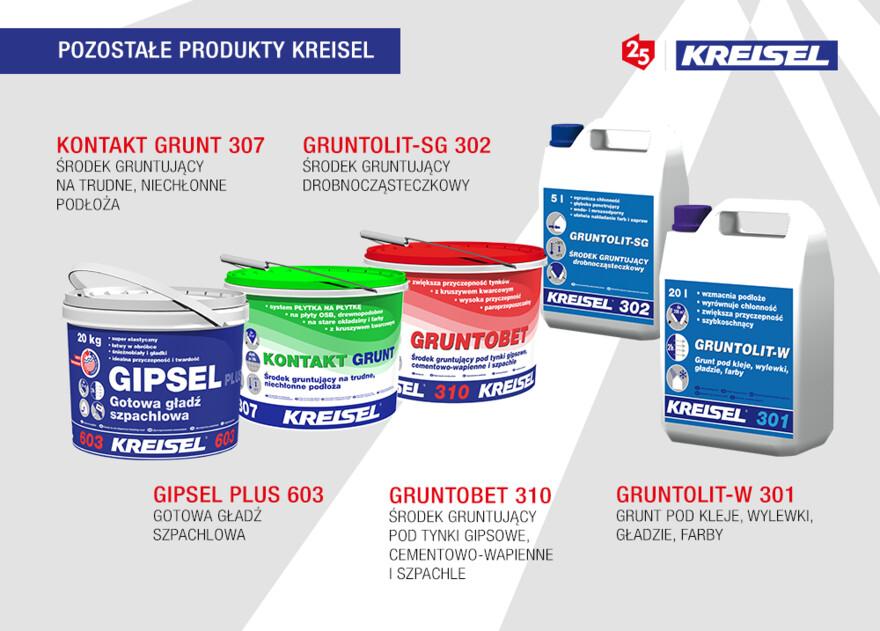 Pozostałe produkty KREISEL
