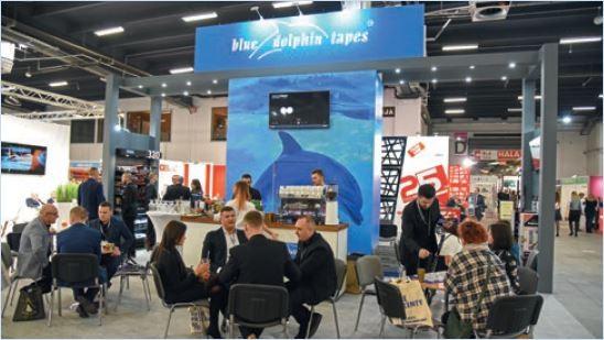 XL TAPE INTERNATIONAL na Targach Grupy PSB