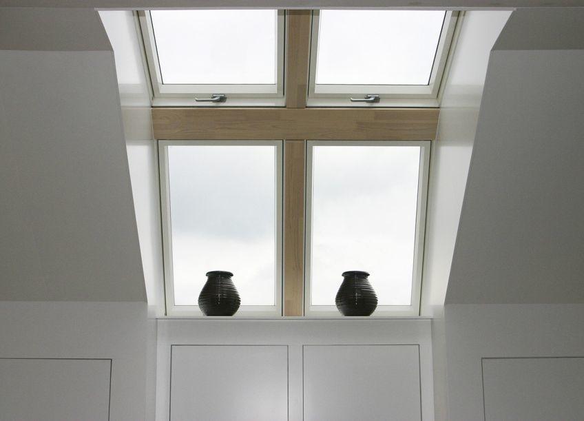 Okna dachowe w roli lukarny