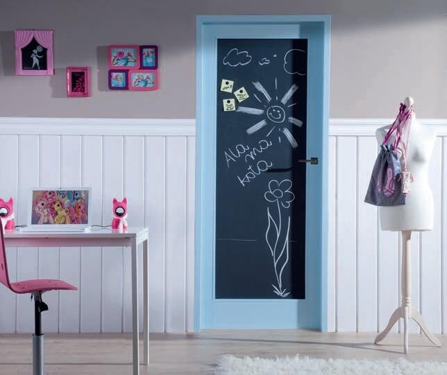 Zdj 8. Drzwi przyjazne wnętrzu