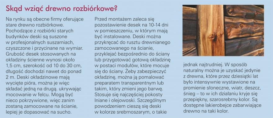 Zdj 3. Skąd wziąć drewno rozbiórkowe?