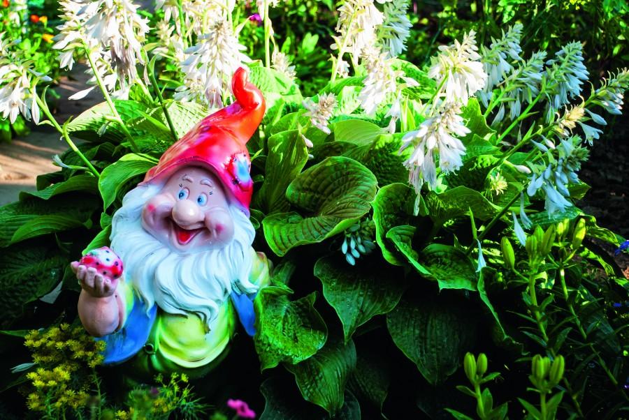 Dekorujmy ogród w zgodzie z naszym gustem, ale też z umiarem