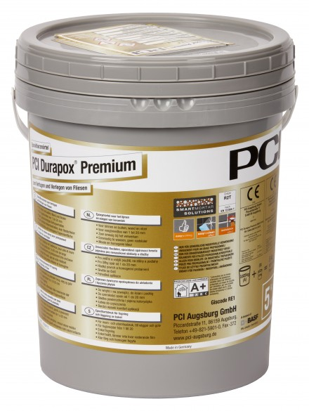Fot.1. Fuga dekoracyjna PCI Durapox® Premium