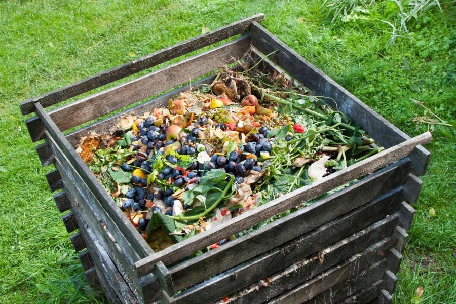 Skrzynia na kompost z drewna są łatwe do samodzielnego wykonania