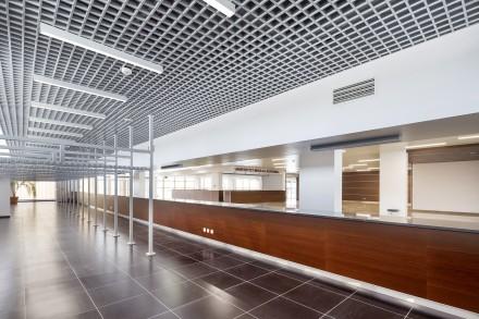 ARMSTRONG CELLIO C36 - Uniwersytet Mikołaja Kopernika w Toruniu, Architekt: Inwestproj