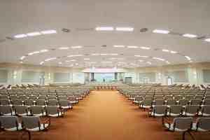 Inspiracja: Sala Zgromadzeń Świadków Jehowy w Mostach