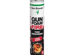 Nowa Aprobata Techniczna dla produktów ognioochronnych firmy Den Braven