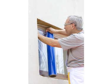 Inspiracja: Scley - folia samoprzylepna  do zabezpieczania okien, schodów, drzwi i.in.