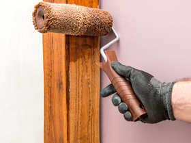 Narzędzia do malowania środkami ochrony drewna HARDY