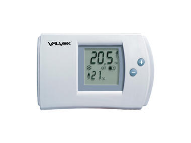 Regulator temperatury przewodowy Base elektroniczny VALVEX