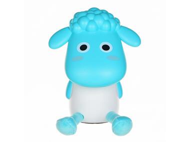 Lampka led baranek niebieska aje-lamb blue ACTION