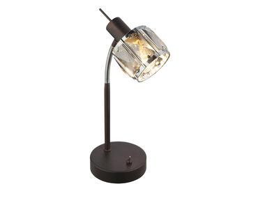 Lampka stołowa Kris brąz GLOBO