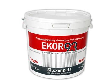 Tynk siloksanowy Ekor 93 baza A baranek 2 mm TORGGLER