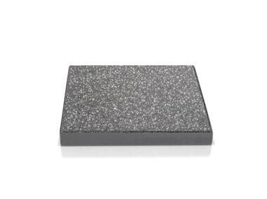Płytka granit 60/8 antracytowy piaskowany POZBRUK