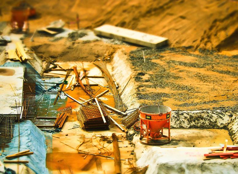 Przygotowanie placu budowy
