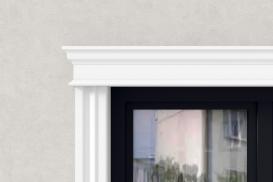 Opaski okienne i drzwiowe – materiały, formy, sposoby wykonania