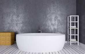Artykuł: Najnowsze trendy w łazience i kuchni czyli czym zastąpimy płytki?